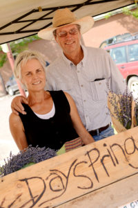 Bob and Roxi, Dayspring Farm Owners