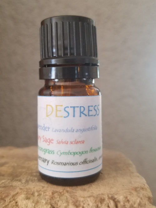 DEstress with authentic colorado essential oils