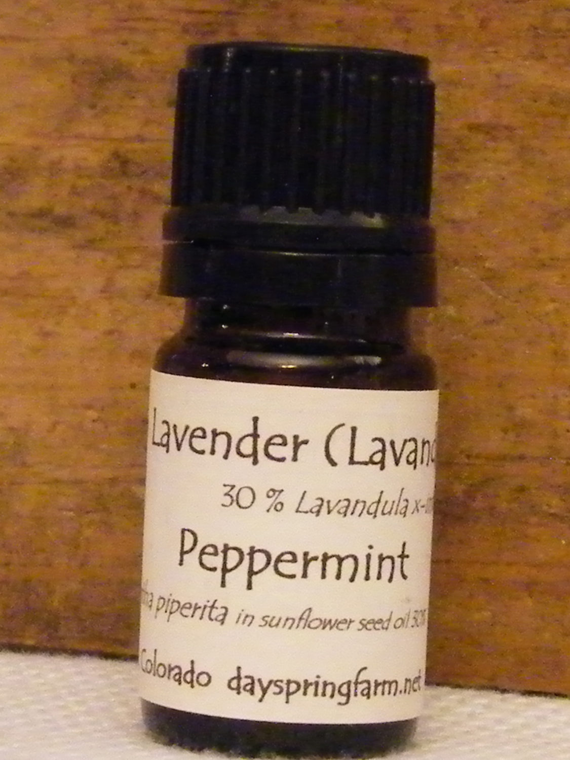 Lavender Peppermint Essential Oil made in Colorado