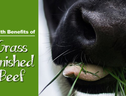 Health Benefits of Grass-Finished Beef
